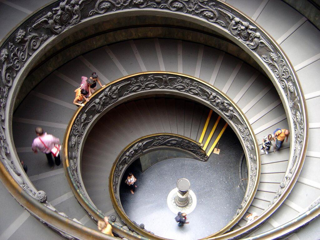 Vatikanske schody